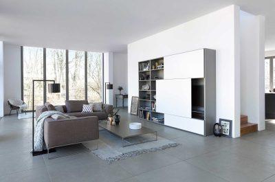 Studimo Schiebetuer Wohnzimmer