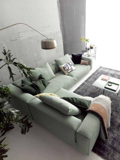 Moss gruen